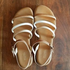 5e604fa69a25 MICHAEL Michael Kors Shoes - NIB Michael Kors Nantucket Flat Sandals